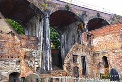 Coalbrookdale railway viaduct, Shropshire