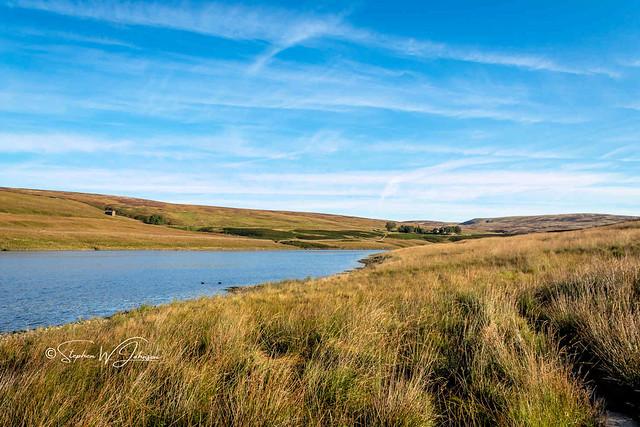 SJ2_2512 - Walshaw Dean Lower Reservoir