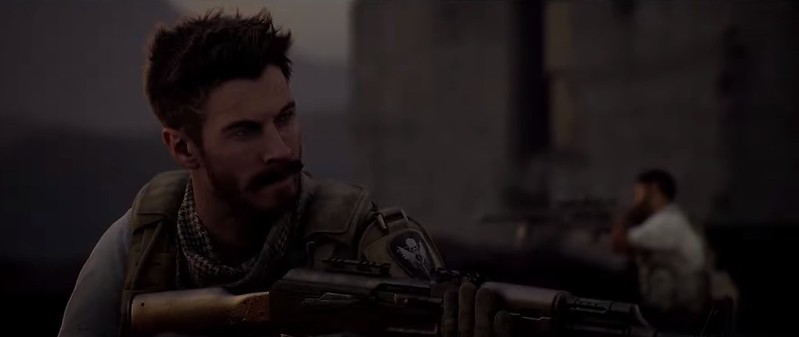 Call of Duty Modern Warfare - Good Guys Look like bad Guys