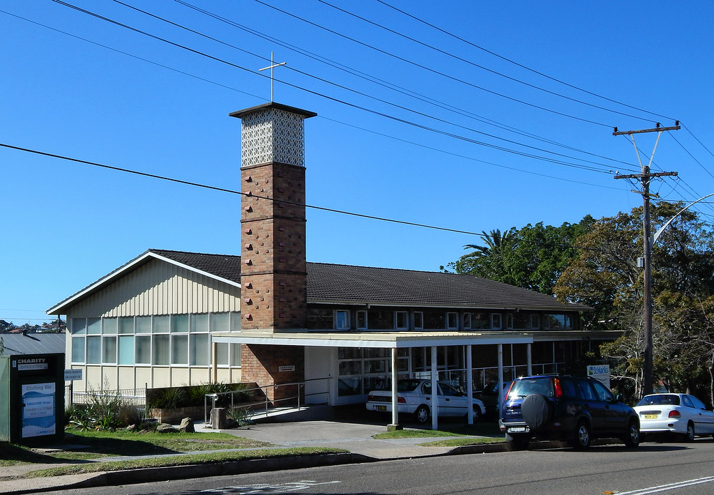 St Marks Anglican Church, Freshwater, Sydney, NSW.