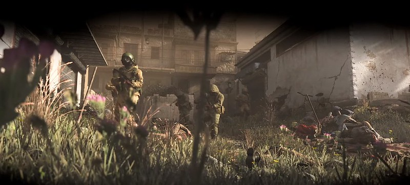 Call of Duty Modern Warfare - The Killing Fields