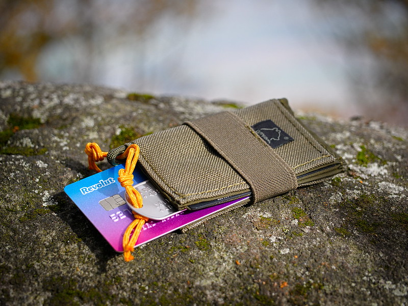 Baribal card holder