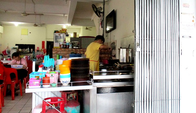 Delicious Cafe kampua mee stall