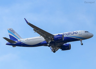 F-WWBX Airbus A320 Neo Indigo