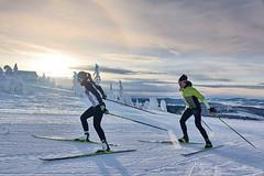 Běžecké lyže Fischer Speedmax 3D