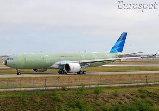 F-WWCZ Airbus A330 Neo Garuda