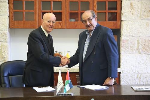Samir Aweidah Visit