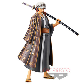 BANPRESTO《ONE PIECE》DXF~THE GRANDLINE MEN~和之國 vol.3「托拉法爾加·D·瓦特爾·羅」トラファルガー·D·ワーテル·ロー