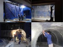 Acrylic Tunnel Aquarium