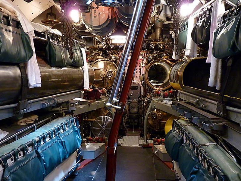 USS Cod SS-224 224