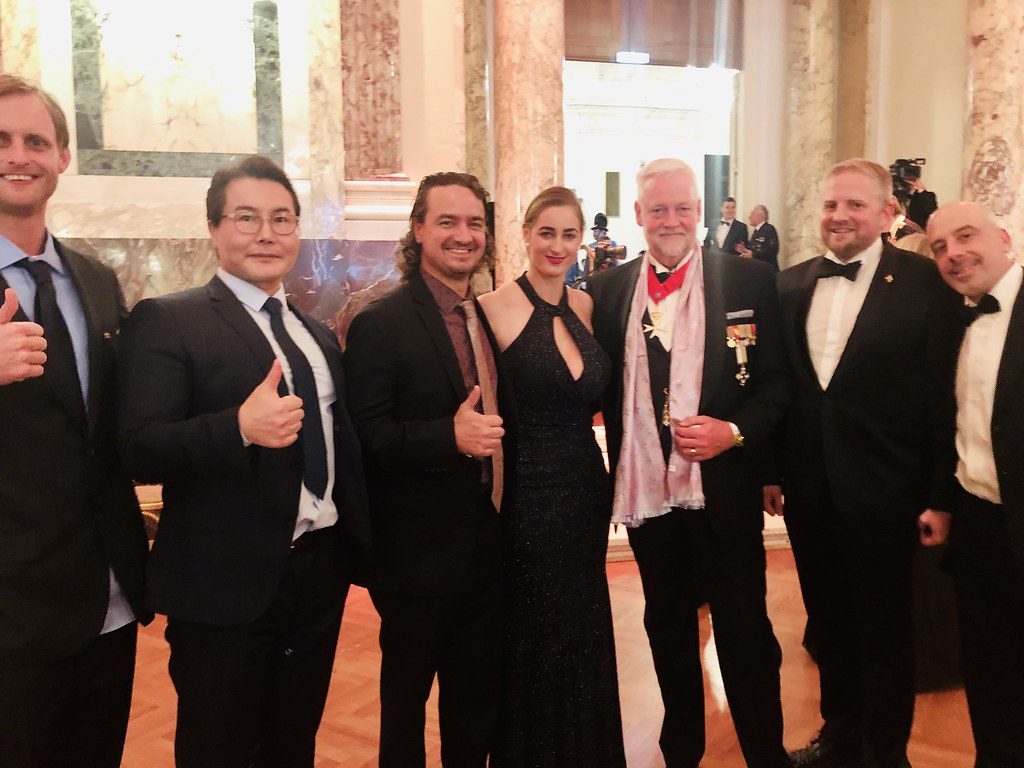Washington Elite Summit at Schönbrunn Palace and VIP at Hofburg Palace In Vienna Austria