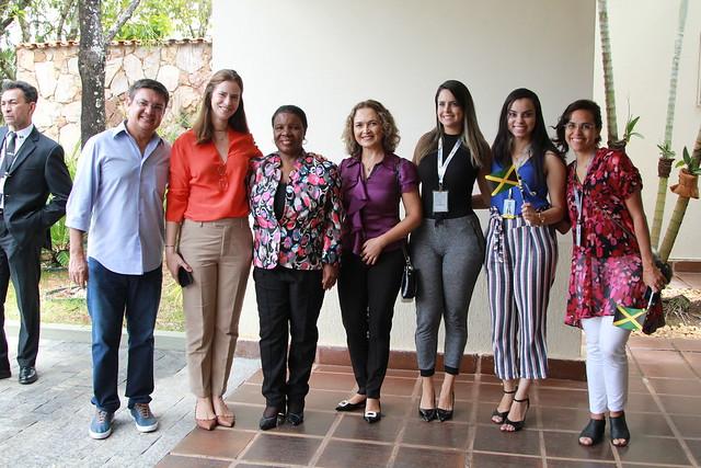 PEPA: Embaixada da Jamaica abre as portas para o CEF 104 Norte