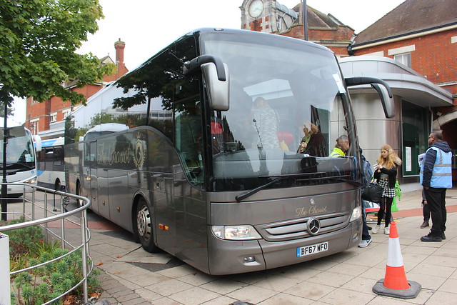 BF67WFO The Chariot Coaches