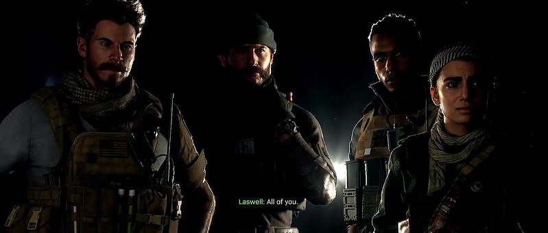 Duty Modern Warfare chaqiruvi - ijro etuvchi hokimiyat