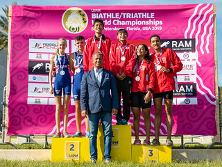 UIPM 2019 Biathle Triathle World Championships | by WorldPentathlon