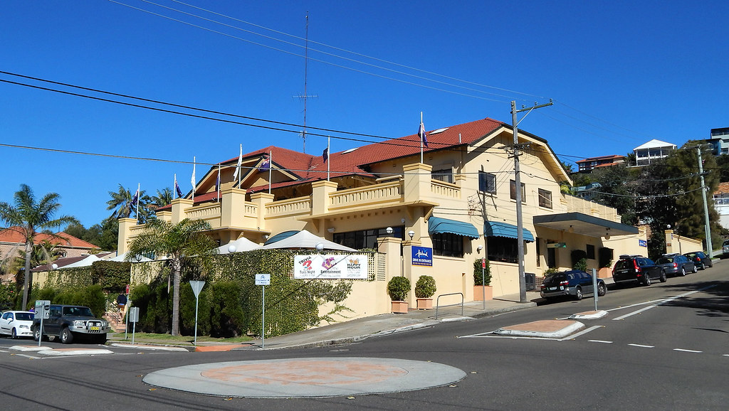 Harbord Beach Hotel, Freshwater, Sydney, NSW.