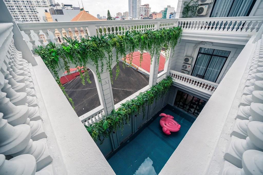Le Jardin Secret Saigon - Nét đẹp cổ điển của hiện tại 17