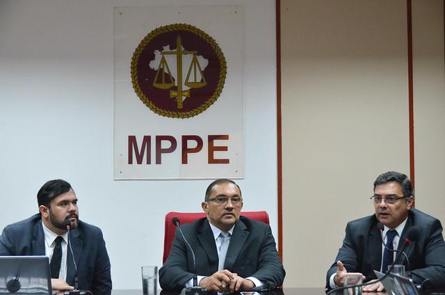 Apresentação do MPLabs ao MPRJ e MPSC