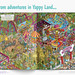 Yappy Land - Where's Your Dog? Personalised Search and Find Picture Book illustrated by Rod Hunt