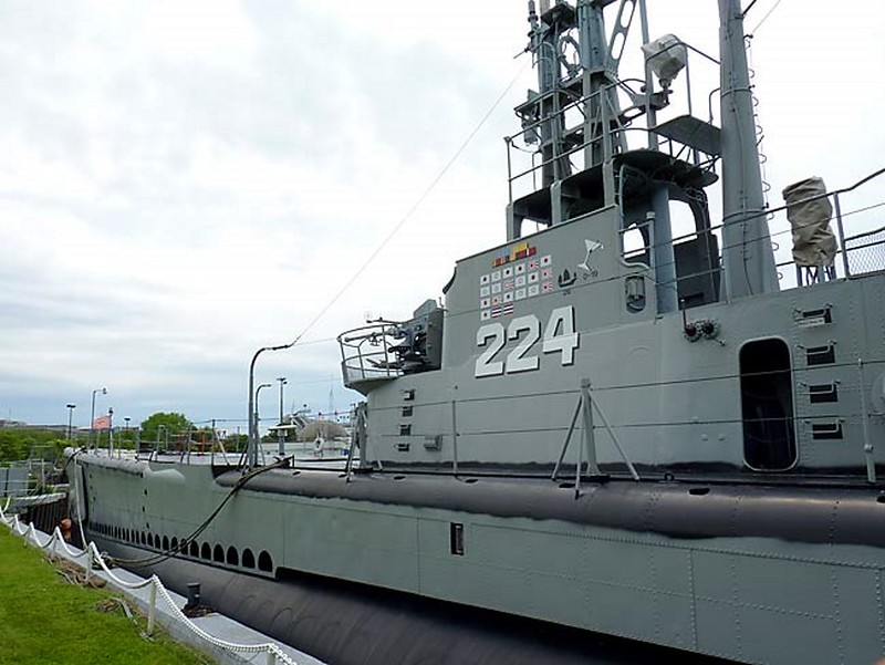USS Cod SS-224 217