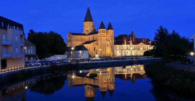 Basilique de Paray-le-Monial, Saône-et-Loire