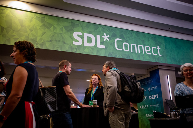 SDL Connect 2019