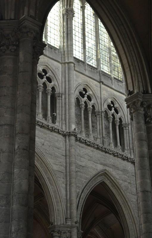 114 Галереи Амьенского собора