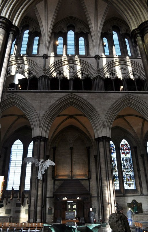 163 Галереи собора