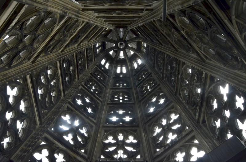 150 Шпиль южной башни, XIX в