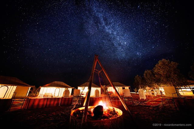 Glamper motivations to experience new and exotic stays such as Nights in the Sahara, will fuel venturesome travel.
