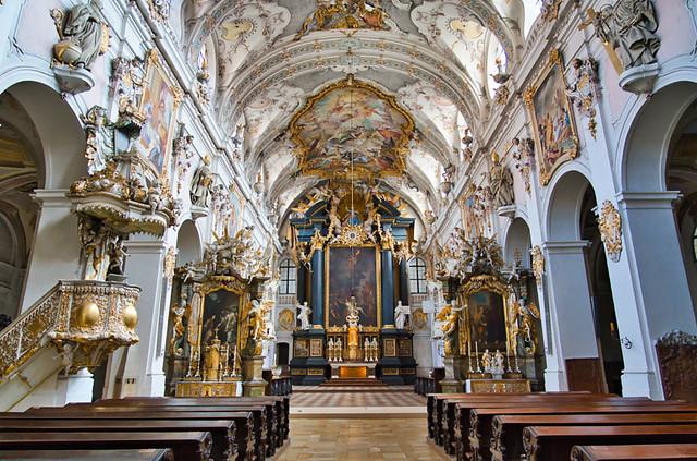 Regensburg - St. Emmeram