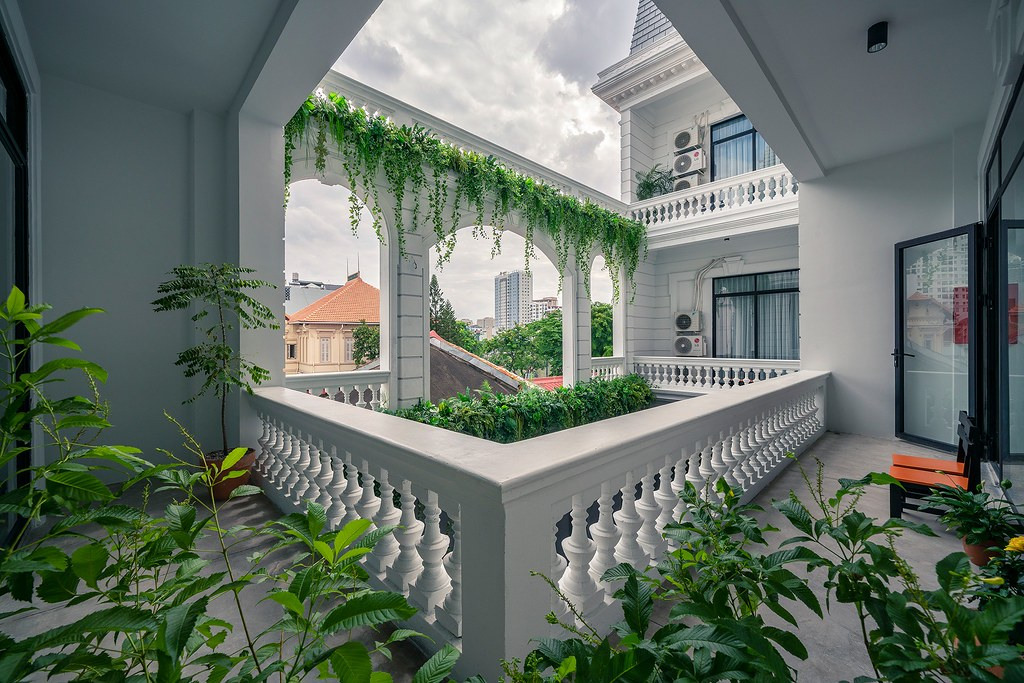 Le Jardin Secret Saigon - Nét đẹp cổ điển của hiện tại 15