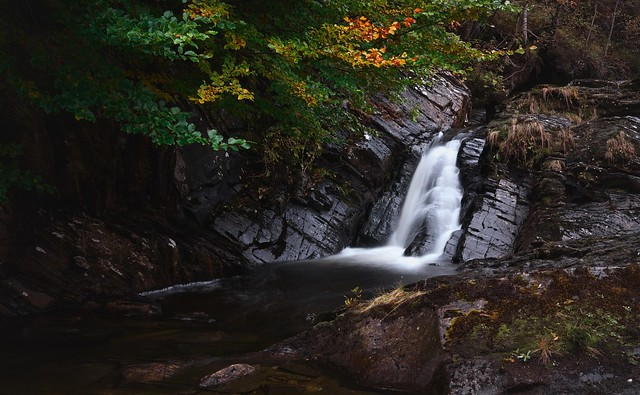Cascades, Gleann nan Eildeag