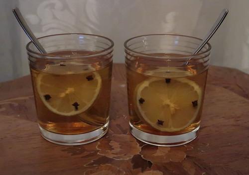 Irish Hot Whiskey