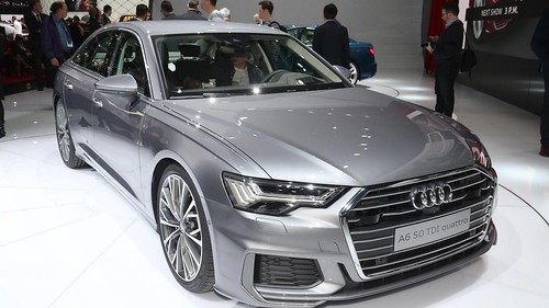 Audi A6 eighth-generation 3 Photo
