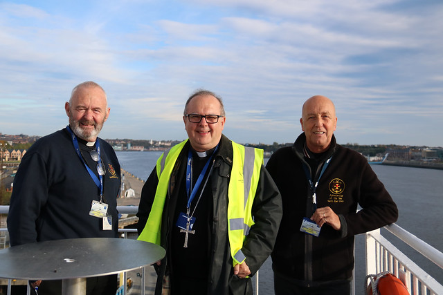 Bishop Robert at AoS Port of Tyne Oct 2019
