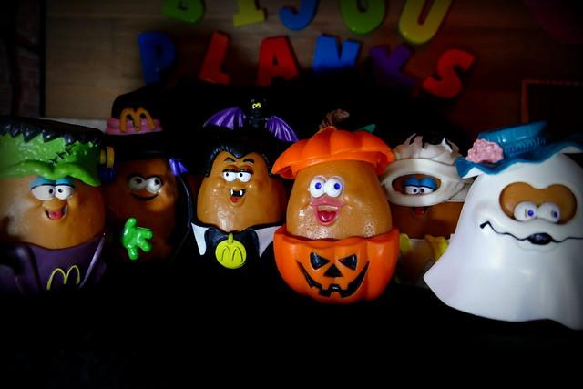 Mc7 Daze of Halloween - Bijou Planks 298/365