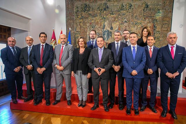 Firma de los convenios con las diputaciones provinciales para el Plan de Empleo 2019