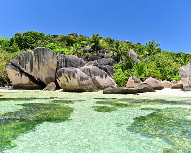 Playas paradisíacas de Seychelles