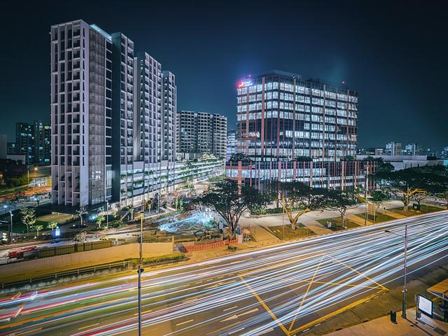 Urbanised