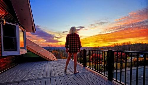 arloguthrie washingtonma sunrise selfportrait sky nikond810 hdr nikkor