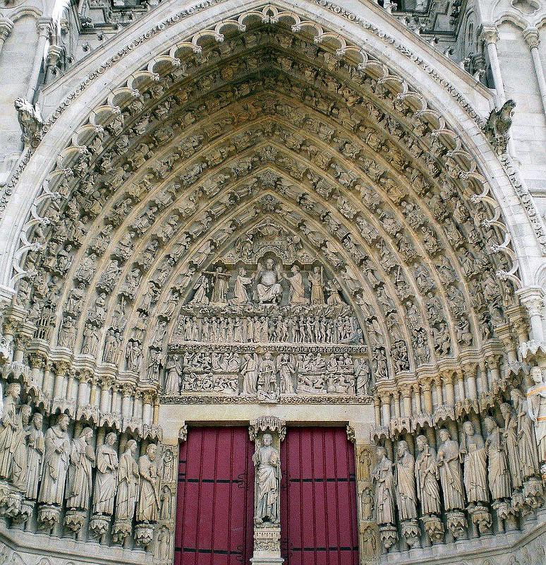 109 Амьен центральный портал
