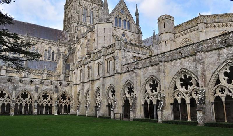 160 Клуатр собора 1280-1284