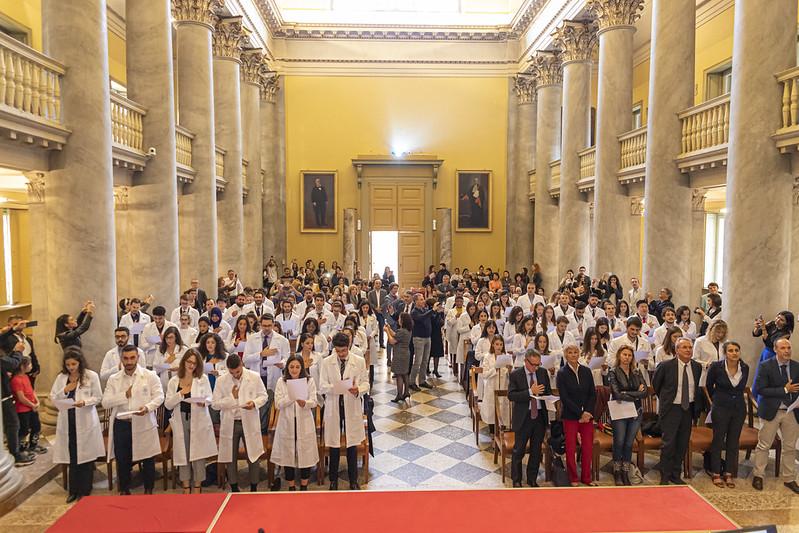White Coat Ceremony 11 ottobre 2019