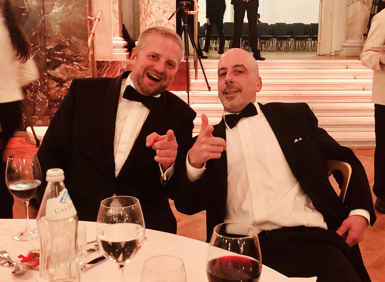 Washington Elite Summit at Schönbrunn Palace and VIP at Hofburg Palace In Vienna Austria