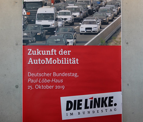 """25.10.2019 Konferenz """"Zukunft der AutoMobilität"""" Berlin"""