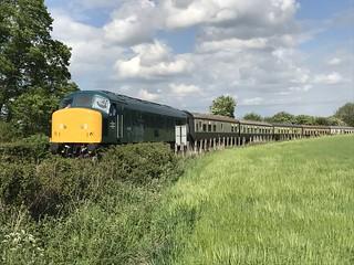 45041 at Horsenden Crossing