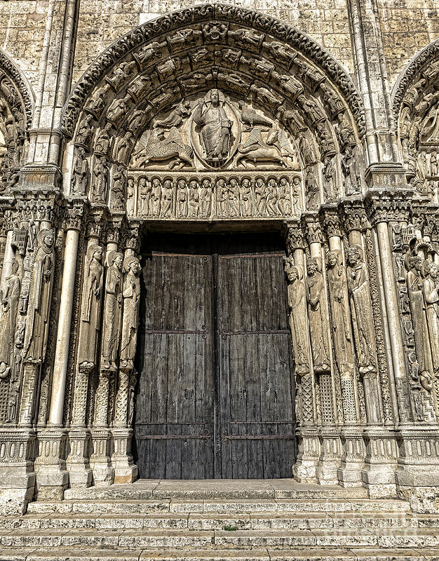 041 Королевский портал, 1145-1150