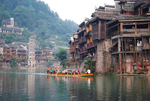 Dragon boat festival. From Visiting China? Here Are 5 Traditional Festivals You Must Experience