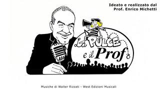 Logo La Pulce e il Prof